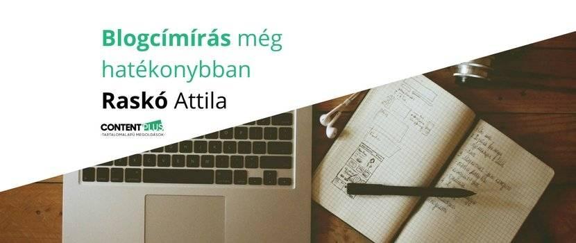 Laptop, füzet, toll: minden, ami blogíráshoz kell