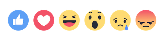 6 emoji, amit Facebokban posztok minősítésére használhatsz