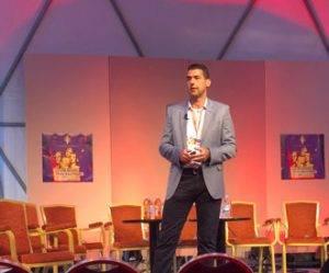Raskó Attila prezentál az Internet Hungaryn