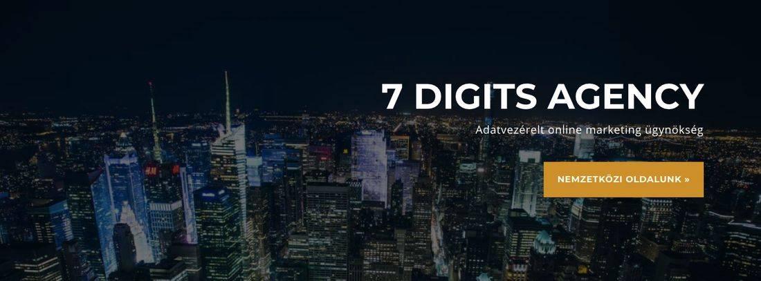 Nagyvárosi fények - 7 Digits nyitóoldala