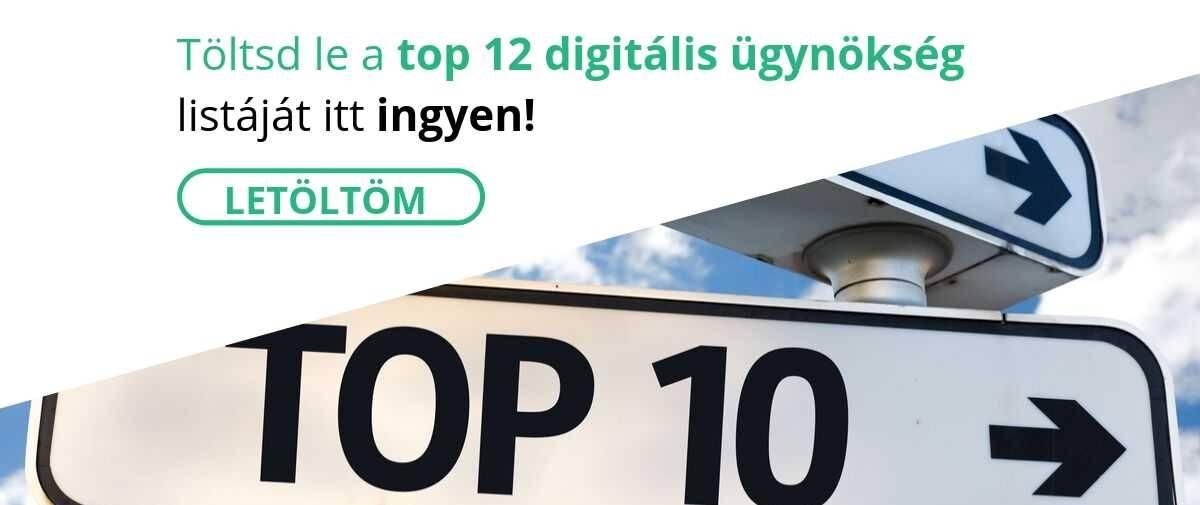 Top 10 tábla