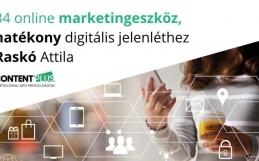 34 online marketingeszköz hatékony digitális jelenléthez