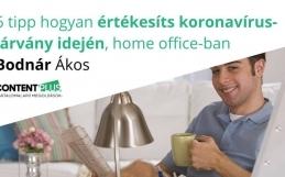 6 tipp hogyan értékesíts koronavírus-járvány idején, home office-ban