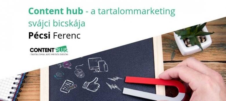 Content hub – a tartalommarketing svájci bicskája