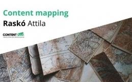 Content mapping kalauz: így készíts tartalomtérképet