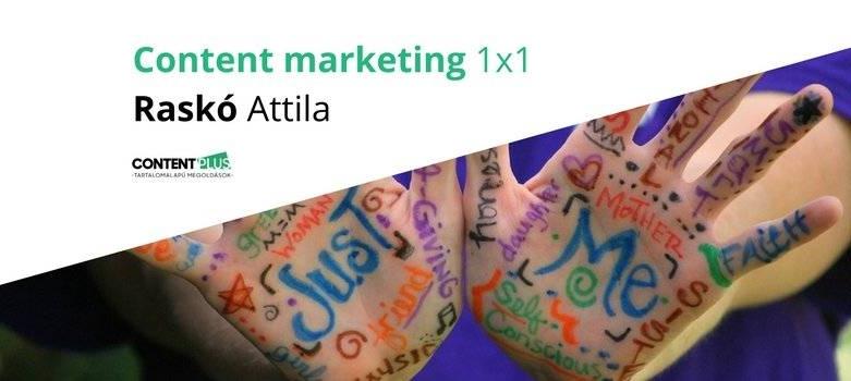 1×1: Mi a content marketing jelentése?