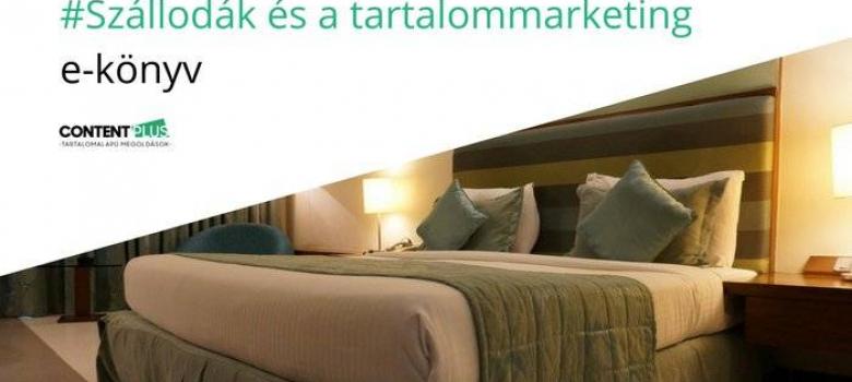 Tartalommarketing szállodák részére – e-book