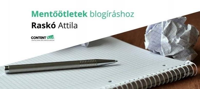 13 mentőötlet blogíráshoz ötlethiányos időszakokra