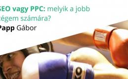 SEO vagy PPC: Melyik a jobb cégem számára?
